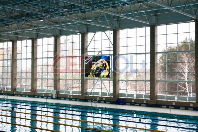 светодиодный экран для помещения