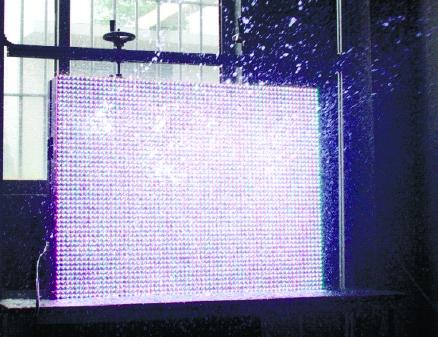 водонепроницаймый LED экран